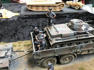 35191 GERMAN TANK CREW (France 1940)