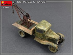 Photos 35576 3 TON SERVICE CRANE