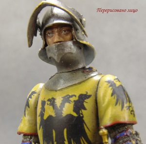 16002 GERMAN KNIGHT XV CENTURY + Dmitry Solovyov (Дмитрий Соловьёв)