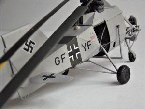 41001 Fl 282 V-6 KOLIBRI + Jens Gerber