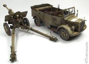 35189 Kfz.70 & 7,62 cm F.K. 39 ( r ) + Rafał Buber Kubić