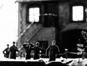 "35515 ARDENNES BUILDING + 35084 ""Battle of the Bulge"" ARDENNES 1944 + 38011 SOVIET VILLAGERS + 35548 FURNITURE SET + Roberto Scibilia"