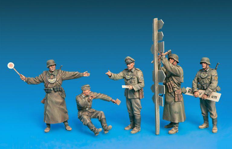 35315 德国战地宪兵 特别版