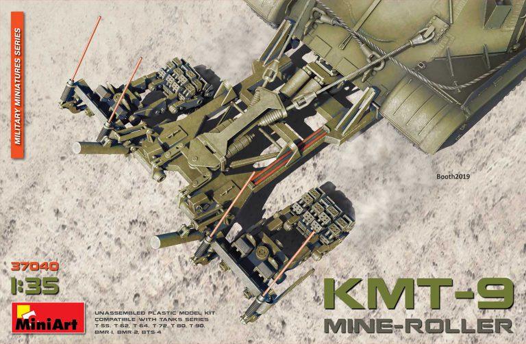 37040 KMT-9地雷処理装置