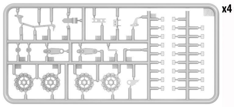 37040 MINE-ROLLER KMT-9