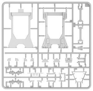 Content box 37040 KMT-9地雷処理装置