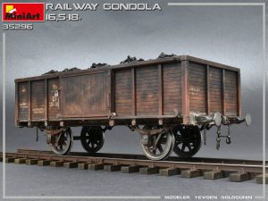 35296 RAILWAY GONDOLA 16,5-18t + Evgeniy Solodyhin