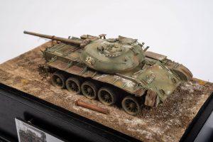 37012 T-54-2 SOVIET MEDIUM TANK. Mod. 1949 + Diego Bruzzone