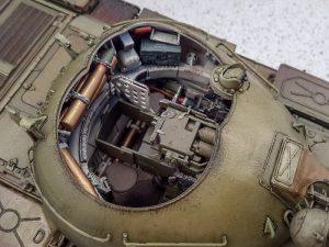 37019 T-54B EARLY PRODUCTION + Chetnik