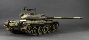 37003 T-54-1 SOVIET MEDIUM TANK. INTERIOR KIT