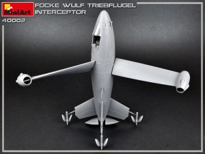 Photos 40002 FOCKE WULF TRIEBFLUGEL INTERCEPTOR