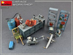 35596 GARAGE WORKSHOP + Olexandr Lystopad