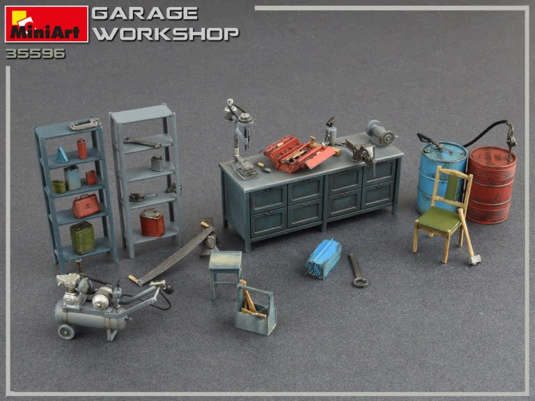 35596 GARAGE WORKSHOP