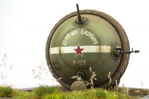 "40001 SOVIET BALL TANK ""Sharotank"" INTERIOR KIT + 35254 SOVIET TANK CREW (for Flame Tanks & Heavy Tanks of Breakthrough) + Andy Moore"