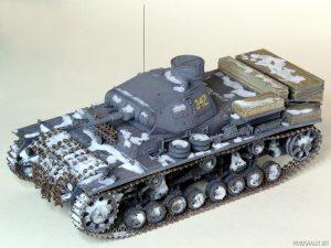 35213 Pz.Kpfw.III Ausf. D/B