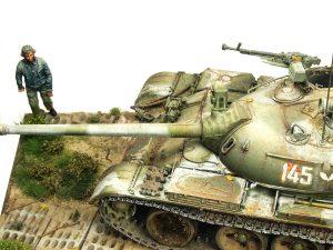 37019 T-54B EARLY PRODUCTION + Pawel Razowski