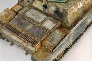 37043 UKRAINIAN BMR-1 w/KMT-9 + Ilya Yut
