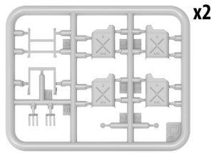 Content box 35276 英军格兰特 Mk.I 中型坦克