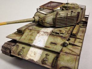 35193 T-44 SOVIET MEDIUM TANK + nekomanmaok