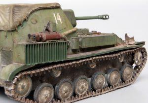 35143 SU-76M SOVIET SELF-PROPELLED GUN w/CREW + Evgeny Tur aka Balzac