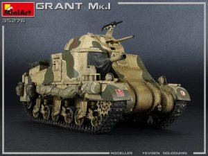 Photos 35276 英军格兰特 Mk.I 中型坦克