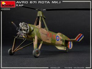 41008 AVRO 671 ROTA MK.I RAF + Evgeniy Solodyhin