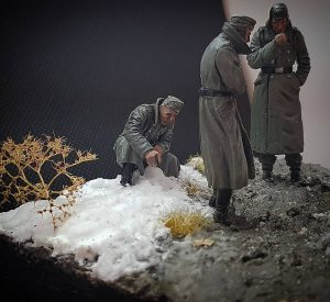 35218 GERMAN SOLDIERS (WINTER 1941-42) + Miguel (@miguelcampus)
