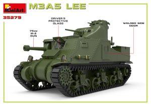 3D renders 35279 M3A5 LEE