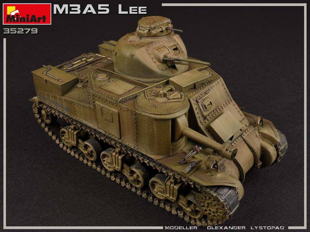 Miniart 35279-1:35 M3A5 Lee Neu