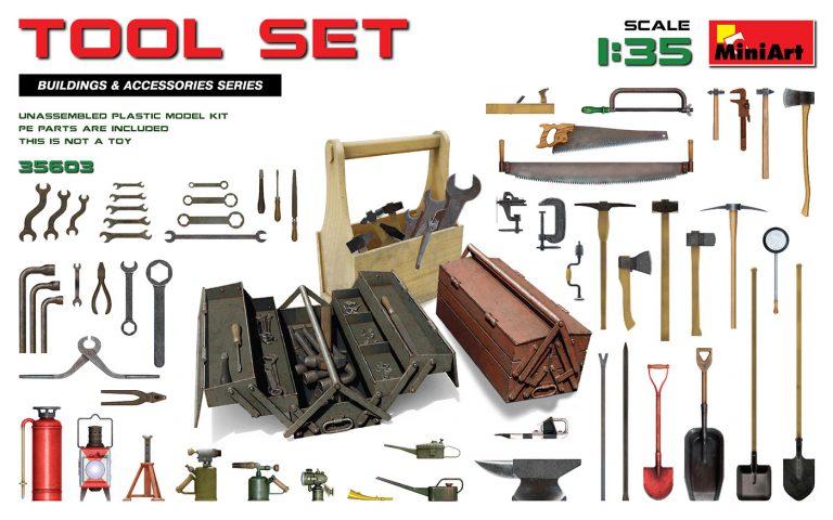 35603 Werkzeug Set
