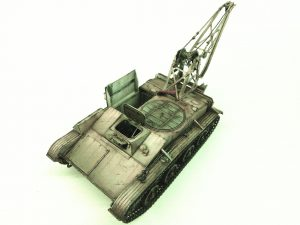 35238 BERGEPANZER T-60 ( r ) INTERIOR KIT + Theodoros Kalamatas Historical Miniature Workshop