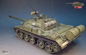 37042 SU-122-54 LATE TYPE + Dmitriy