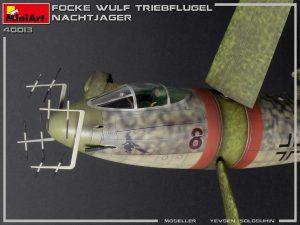 Photos 40013 フォッケウルフトリープフリューゲル(夜間戦闘機)