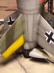 40002 FOCKE WULF TRIEBFLUGEL INTERCEPTOR + 35285 GERMAN TANK CREW AT WORK. SPECIAL EDITION