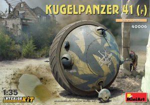 40006 Kugelpanzer 41( r ). INTERIOR KIT + Hojoon Kim