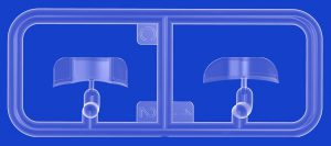 Content box 41012 FOCKE-WULF FW C.30A HEUSCHRECKE. EARLY PROD