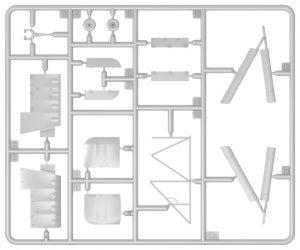 Content box 41012 フォッケウルフFW C.30A HEUSCHRECKE初期型