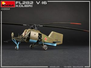 Photos 41002 Fl 282 V-16 KOLIBRI