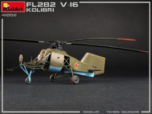 41002 Fl 282 V-16 KOLIBRI + Evgeniy Solodyhin