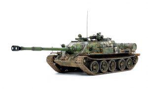 37042 SU-122-54 LATE TYPE + Mr. Nguyen Thanh Binh