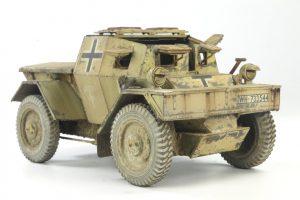 35082 LEICHTER Pz.kpfw. 202(e) w/CREW DINGO Mk.I + Sungjun Jang