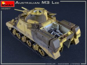 Photos 35287 AUSTRALIAN M3 LEE. INTERIOR KIT