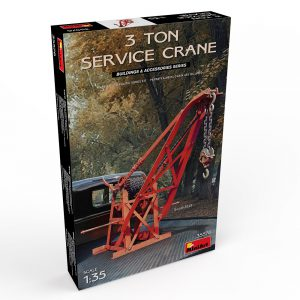 35576 3 TON SERVICE CRANE by Philippos Ioannou