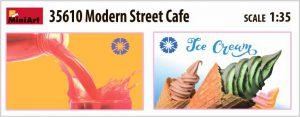 Content box 35610 MODERN STREET CAFE