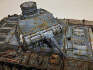 35162 Pz.Kpfw.III Ausf.B + nekomanmaok