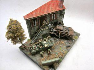 35515 ARDENNES BUILDING + Ian Moore