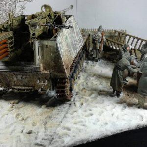 35218 GERMAN SOLDIERS (WINTER 1941-42) + Fabrice Hocq