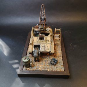 35238 BERGEPANZER T-60 ( r ) INTERIOR KIT + 35603 TOOL SET by 3d_vizion_