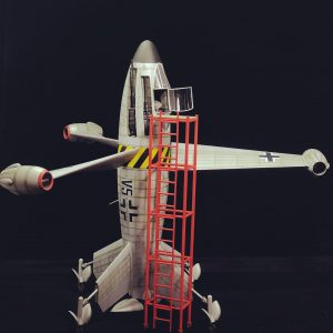 40002 FOCKE WULF TRIEBFLUGEL INTERCEPTOR + Jonghwan Lee