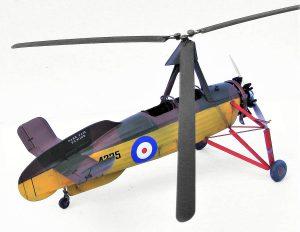 41008 AVRO 671 ROTA MK.I RAF